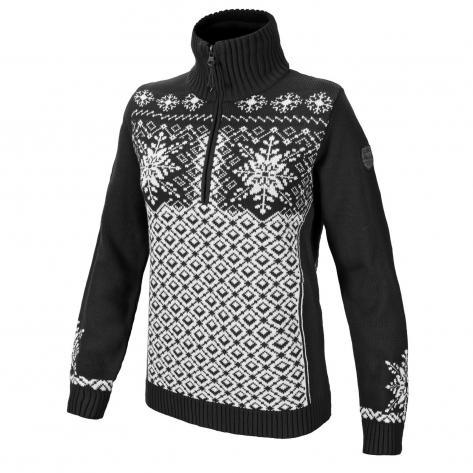 CMP Damen Pullover Woman Knitted Pullover 7H76513-U901 42 Nero | 42