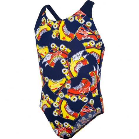 Speedo Mädchen Badeanzug Splashback 8-07386