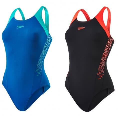 Speedo Damen Badeanzug Boom Muscleback 8-10821