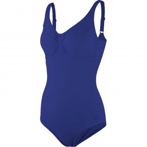 Speedo Damen Badeanzug Aquagem 1 Piece 8-11378-C771 38 CHROMA BLUE | 38