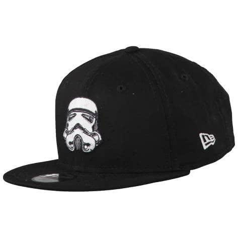 New Era Kinder Kappe 9FIFTY Snapback Star Wars ESS 950 Stormtrooper Größe Youth
