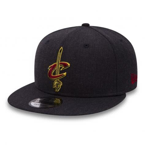 New Era Kappe 9FIFTY Snapback Team Heather 80536657 S/M Cleveland Cavaliers | S/M