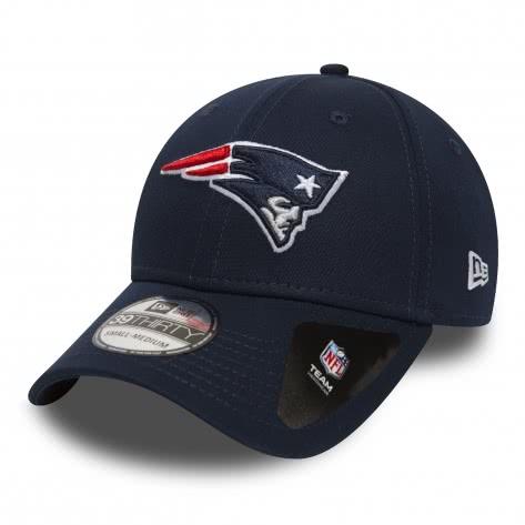 New Era Kappe Team Essential 39THIRTY 80581028 S/M New England Patriots   S/M