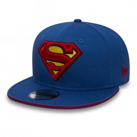New Era Kinder Kappe 9FIFTY Snapback Classic TM Snap Superman Größe Youth