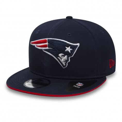 New Era Kinder Kappe 9FIFTY Snapback Classic TM Snap New England Patriots Größe Youth