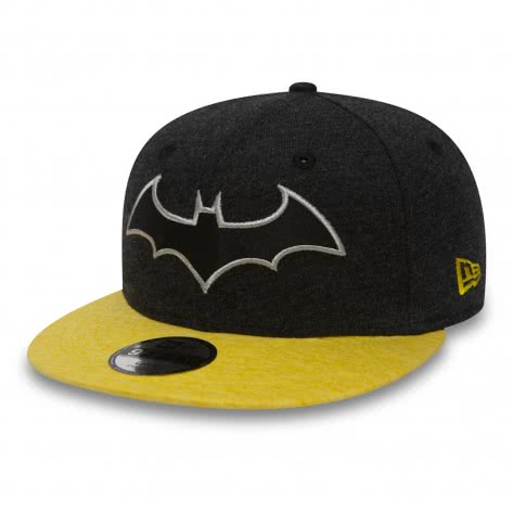 New Era Kinder Kappe Character Jersey 9FIFTY Snapback Batman Größe Youth