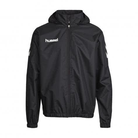 Hummel Kinder Allwetterjacke Core Spray Jacket 80822