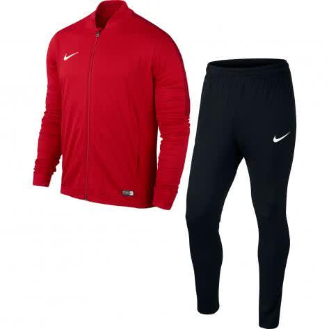 Herren RedBlackGym L Nike Red Academy WhiteL 16 Knit 808757 University Trainingsanzug 657 Tracksuit Rq3L45Aj