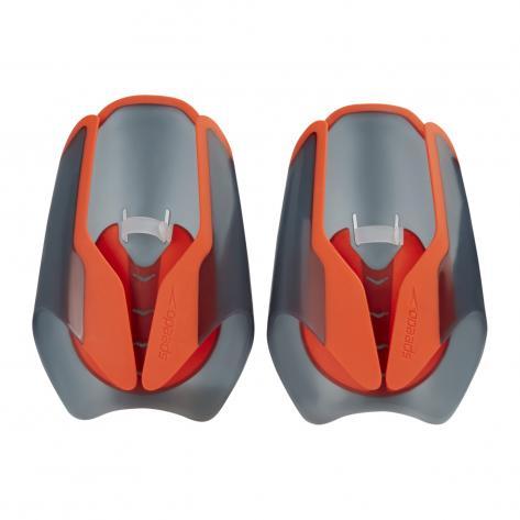 Speedo Handpaddel Fastskin 8-10868-B441 Black/Siren Red   One size
