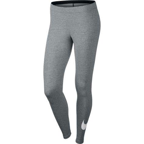 well known cute cheap store Nike Damen Leggings Club Legging-Logo 2 815997-063 L Dk Grey  Heather/White/White | L | cortexpower.de