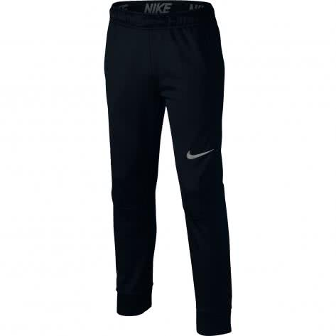 Nike Jungen Trainingshose Therma Pant Tapered 818938 Black Dark Steel Grey Größe 116 128,128 140,140 152,158 170