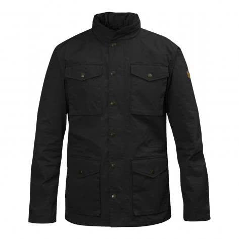 Fjällräven Herren Outdoorjacke Räven Jacket 82422 Black Größe: S