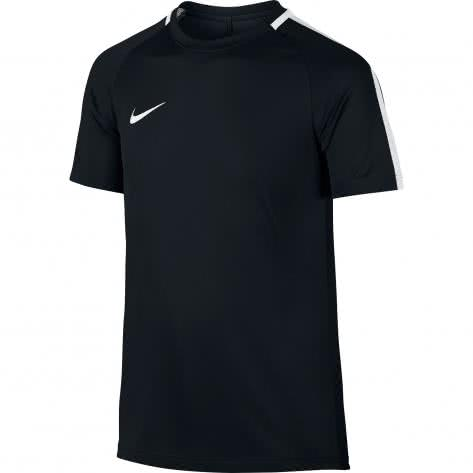 Nike Kinder Trainingsshirt Dry Academy Football Top 832969 Black White White Größe 128 137