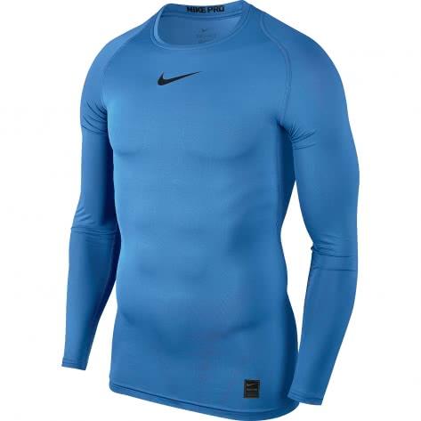 Nike Herren Funktionsshirt Top Compression Crew Long Sleeve 838077
