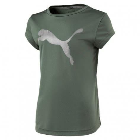 Puma Mädchen T-Shirt Explosive Graphic Tee G 851766 Laurel Wreath Größe 128,140,152,164,176
