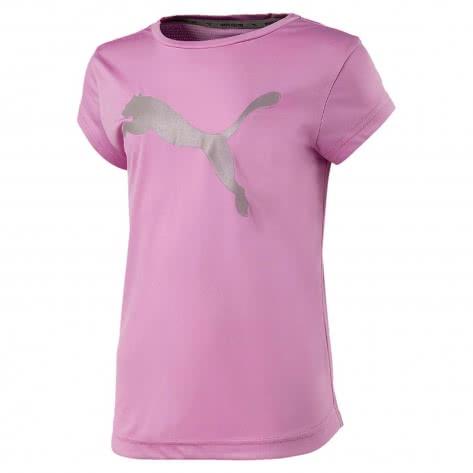 Puma Mädchen T-Shirt Explosive Graphic Tee G 851766 Orchid Größe 152,164,176
