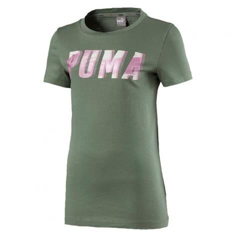 Puma Mädchen T-Shirt Style Graphic Tee 1 G 851831 Laurel Wreath Größe 128,164