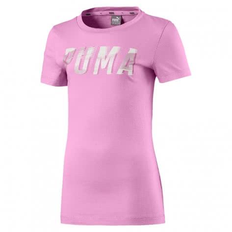 Puma Mädchen T-Shirt Style Graphic Tee 1 G 851831 Orchid Größe 128,140,152,164,176