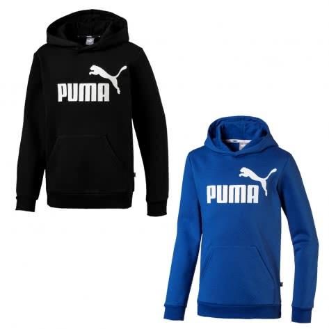 Puma Jungen Kapuzenpullover ESS Logo Hoody FL B 852105