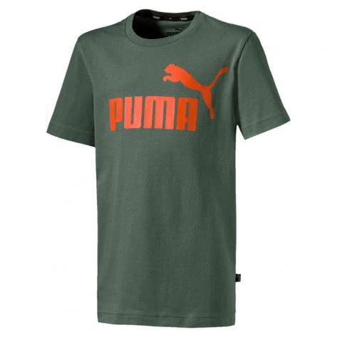 Puma Jungen T-Shirt ESS Logo Tee B 852542 Laurel Wreath Größe 140