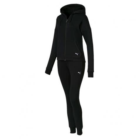 Puma Damen Trainingsanzug Clean Sweat Suit CL 854100