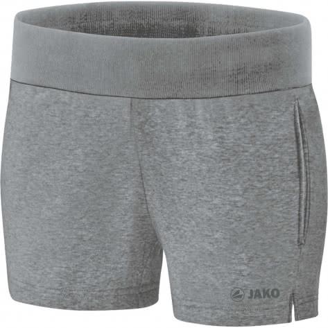 Jako Damen Sweat Short Basic 8603