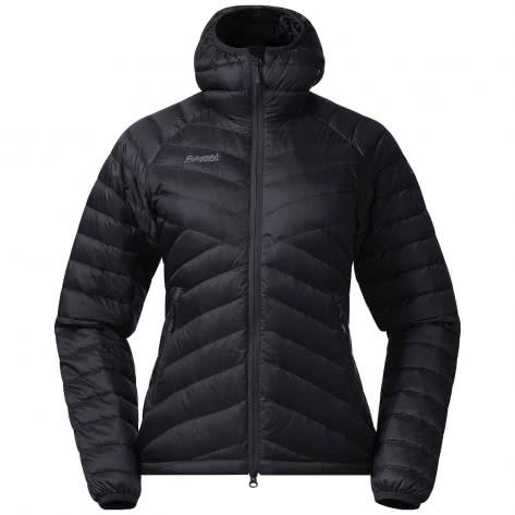 Bergans Damen Daunenjacke Pyttegga Hood 8675-91 XS Black | XS