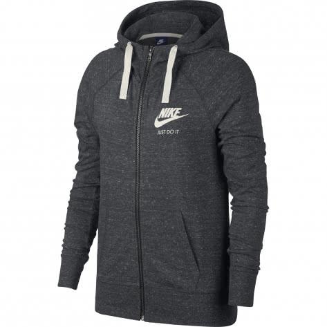 Nike Damen Sweatjacke Gym Vintage Hoodie FZ 883729