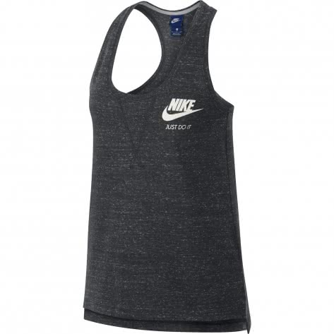 Nike Damen Tanktop Gym Vintage Tank 883735-060 XL Anthracite/Sail | XL