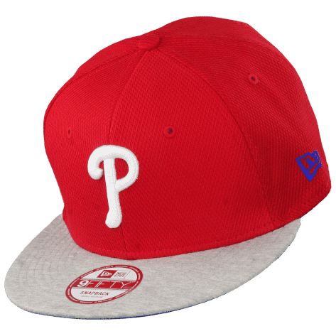 New Era Kappe 9FIFTY Snapback Jersey Diam 80209838 PHIPHI S/M Philadelphia Phillies | S/M