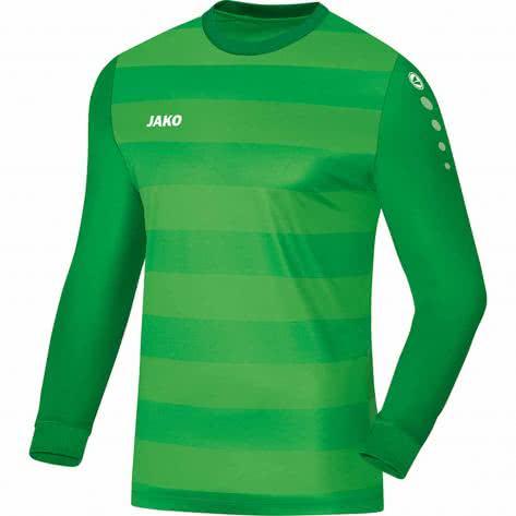 Jako Kinder Torwarttrikot Leeds 8907 Soft Green Sportgrün Größe 116,128,140,152,164