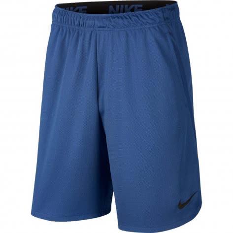Nike Herren Short Dry Training Shorts 4.0 890811-469 S Mystic Navy/Black | S