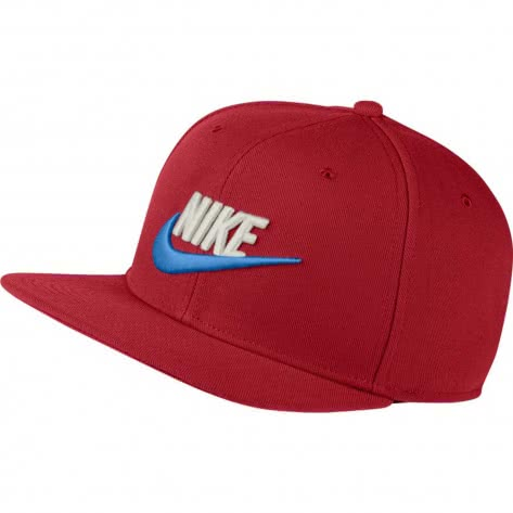 Nike Kappe Sportswear Pro Cap 891284-687 Gym Red | One size