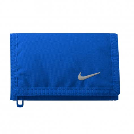 Nike Geldbörse Basic Wallet 9034/9-413 Game Royal/White | One size