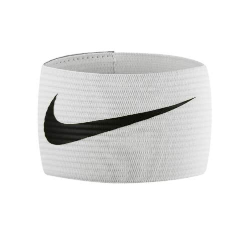 Nike Kapitänsbinde Futbol Arm Band 2.0 9038/124-101 White/Black | One size