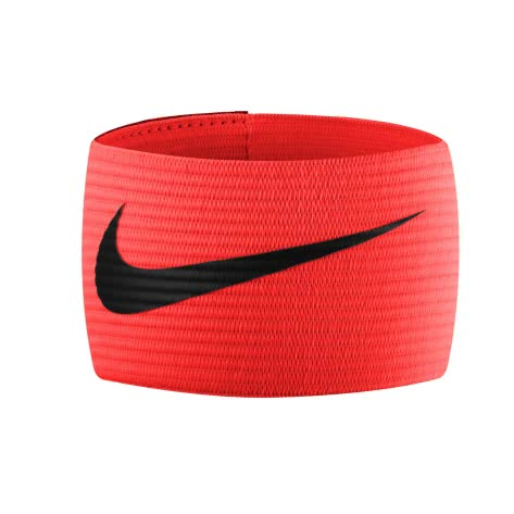 Nike Kapitänsbinde Futbol Arm Band 2.0 9038/124-850 Total Crimson/Black | One size