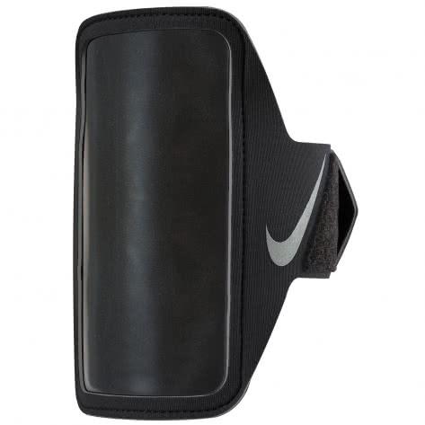 Nike Smartphone Armband Lean Arm Band 9038/139-082 Black/Black/Silver   One size