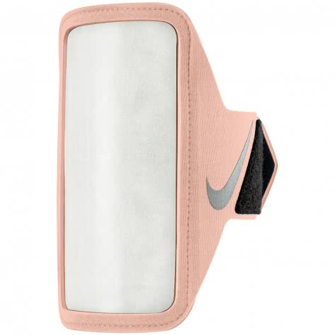 Nike Smartphone Armband Lean Arm Band 9038/139-640 Echo Pink/Black/Silver | One size