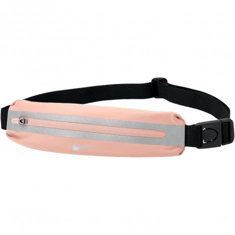 Nike Bauchtasche Slim Waistpack 9038/175-954 Echo Pink/Blue Void/White | One size