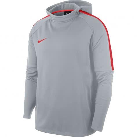 size 40 63308 35804 Nike Herren Kapuzenpullover Dry Academy Football Hoodie 926458-012 XL Wolf  Grey/Lt Crimson/Lt Crimson   XL   cortexpower.de