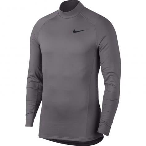 Nike Herren Funktionsshirt Pro Warm Therma Top LS Mock 929731
