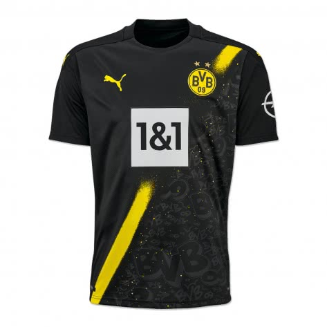 Puma Kinder Borussia Dortmund Away Trikot 2020/21 931104