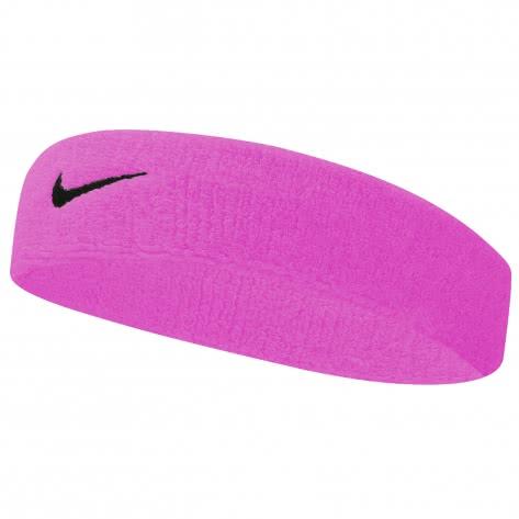 Nike Stirnband Swoosh Headbands 9381/3-677 Pink Gaze/Oil Grey | One size