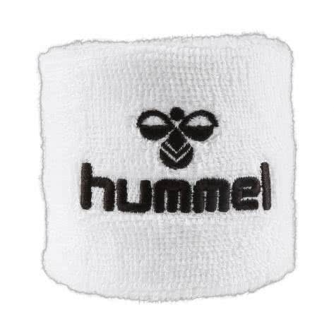 Hummel Schweißband Old School Small 99-015 9124 One Size White/Black | One size