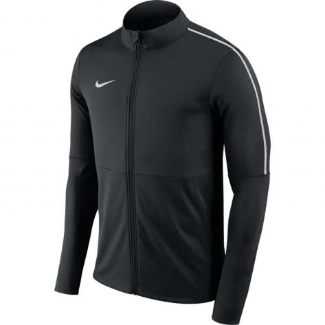 Nike Kinder Trainingsjacke Park 18 AA2071 Black/White Größe: 128-137,137-147,147-158,158-170