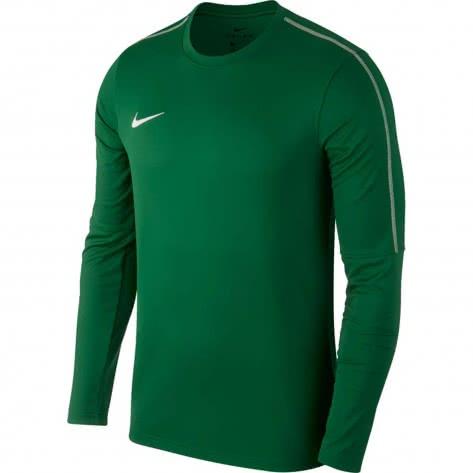 Nike Herren Pullover Park 18 Crew Top AA2088-302 L Pine Green/White | L