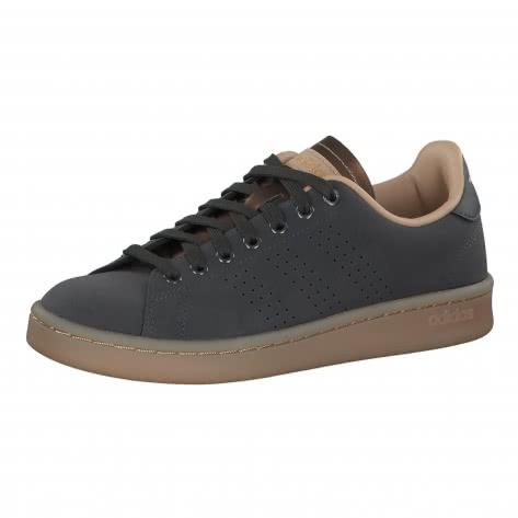 adidas CORE Damen Sneaker Cloudfoam Advantage F37043 36 2/3 grey six/grey six/st pale nude | 36 2/3