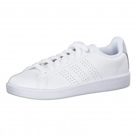 adidas CORE Damen Sneaker Cloudfoam Advantage Clean