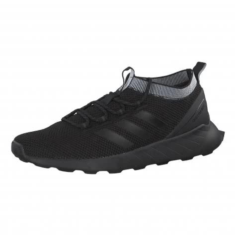 adidas CORE Herren Sneaker QUESTAR RISE BB7197 44 core black/core black/carbon | 44