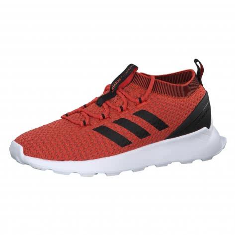 adidas CORE Herren Sneaker QUESTAR RISE BB7488 42 2/3 raw amber/core black/hi-res red s18 | 42 2/3